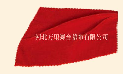 色号:A03-08大红色(麻绒)