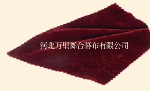 色号:B01-08枣红色(真丝绒)