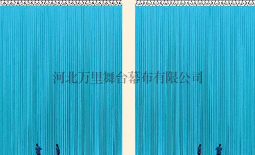 浙江二道大幕