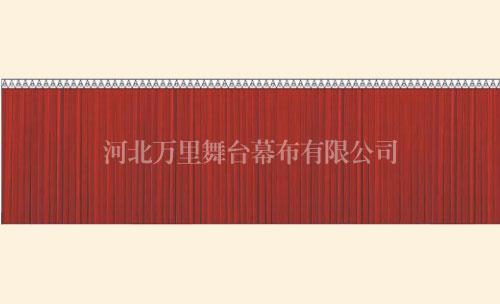 浙江前檐幕