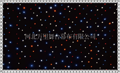 浙江星空幕