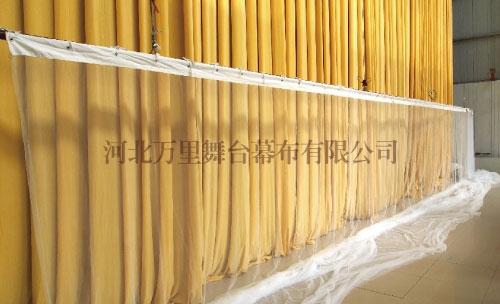 内蒙古投影纱幕